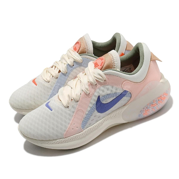 Nike 慢跑鞋 Wmns Joyride Dual Run 2 米白 藍 粉紅 女鞋【ACS】 DD8504-188