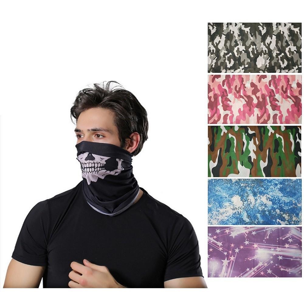 多種款式 無縫多功能百變魔術頭巾 百變頭巾面罩 領巾 休閒頭巾 防曬包巾 運動頭巾(可挑款)