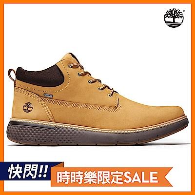 [限時]Timberland 男款小麥黃正絨面皮革鞋   A1TQA231