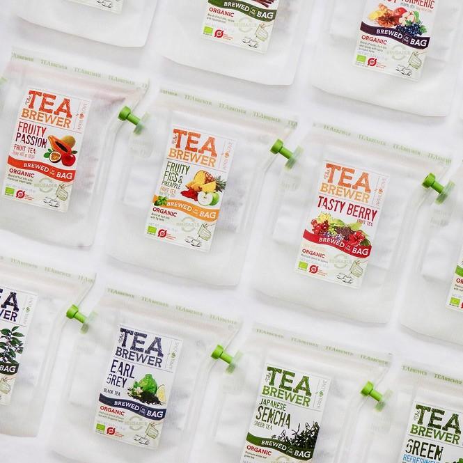 【即期品促銷】 Tea Brewer 丹麥隨身茶飲
