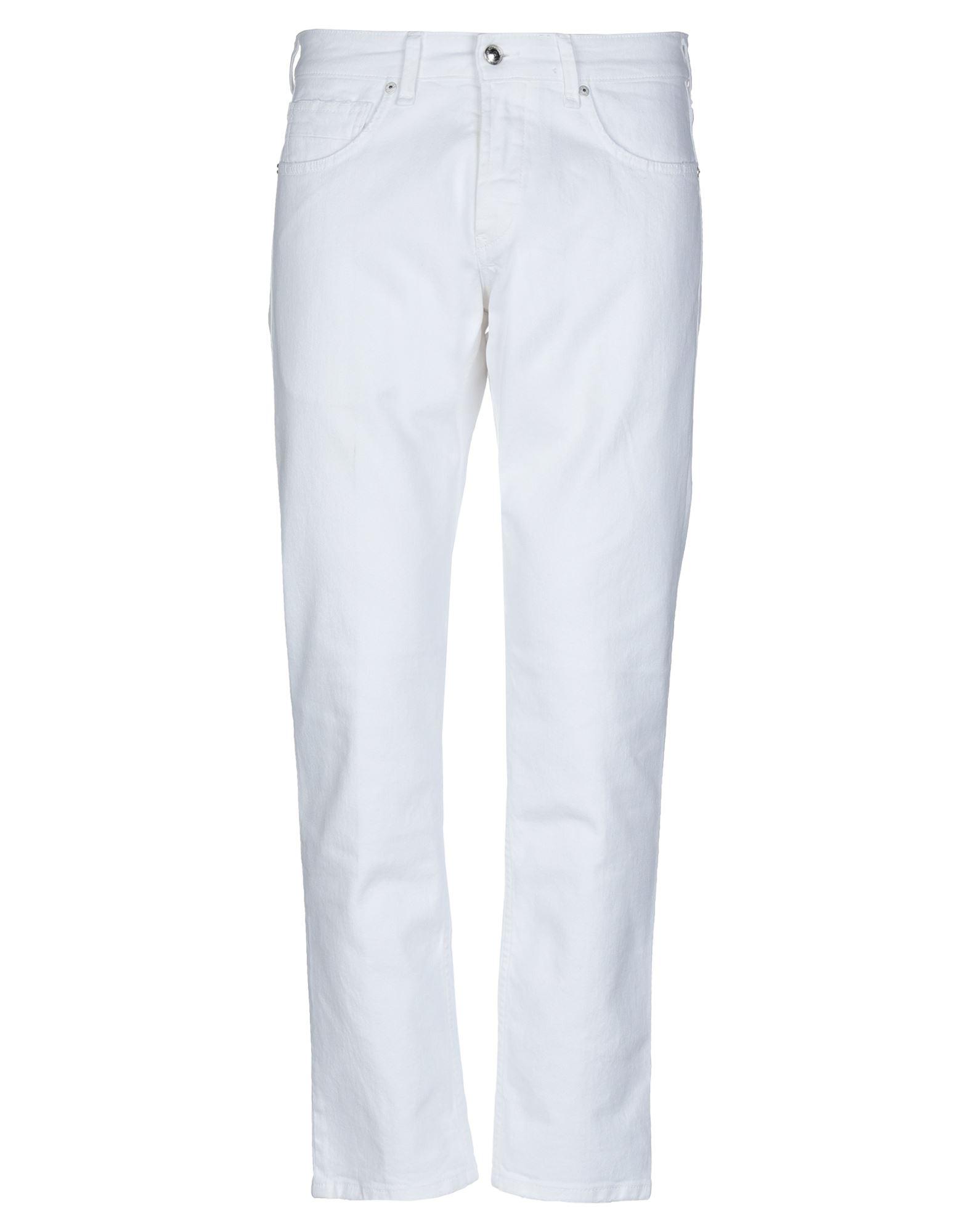 C+ PLUS Denim pants - Item 42829744
