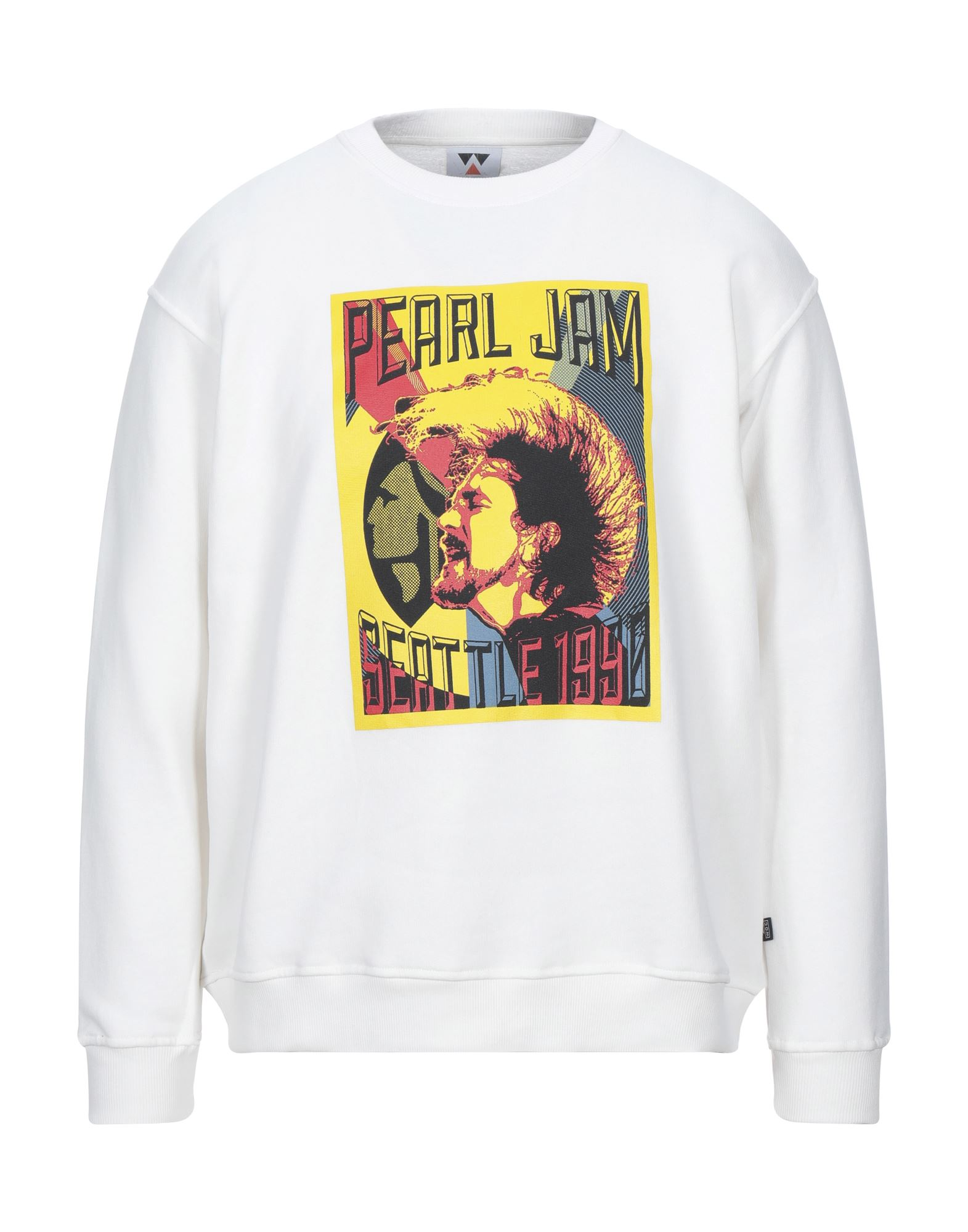 WOC WRITING ON COVER Sweatshirts - Item 12527357