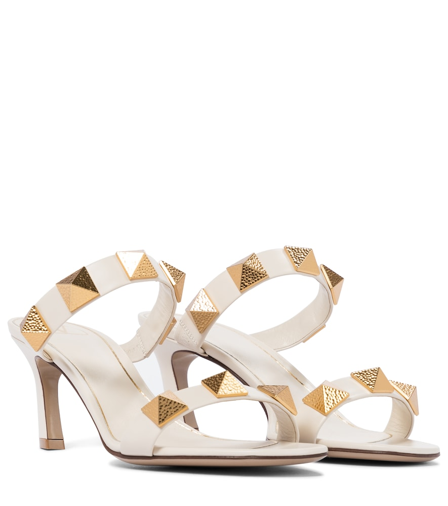 Valentino Garavani Roman Stud leather sandals