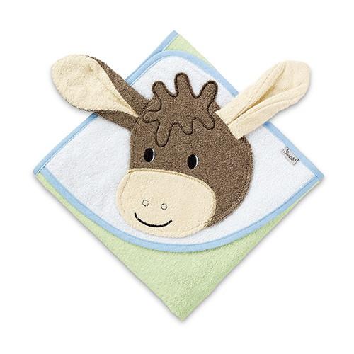 【彌月禮推薦】STERNTALER 艾美馬造型包巾 C-16294