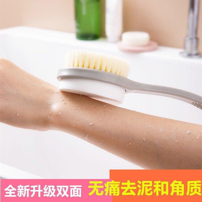 新款搓澡家用洗澡巾強力搓灰搓泥成人海綿刷后背不求人洗澡刷