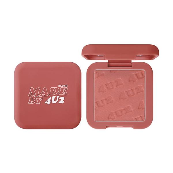 4U2復古小甜磚腮紅(霧面)M56