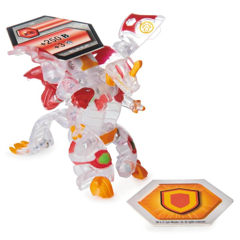 爆丸BP2-036 進階爆丸 水晶 獨角巨龍 Ultra 玩具反斗城