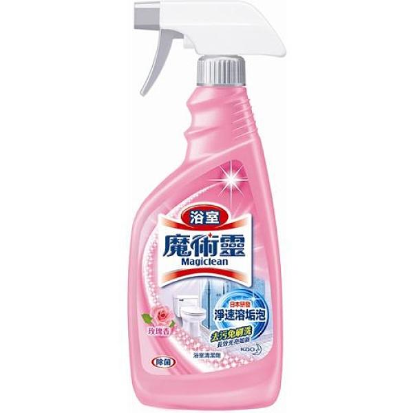 魔術靈浴室魔術靈玫瑰香500ml噴槍瓶【愛買】