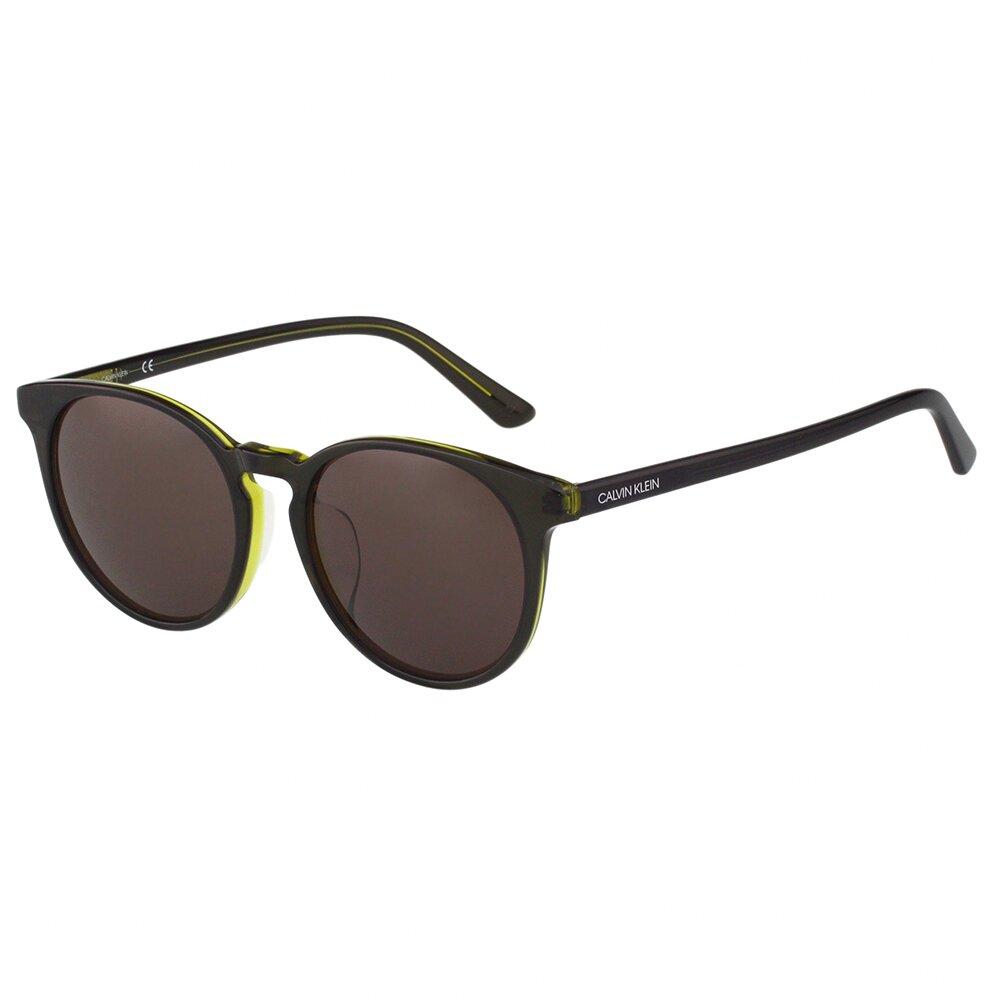Calvin Klein 太陽眼鏡 (墨綠灰)CK19549SA