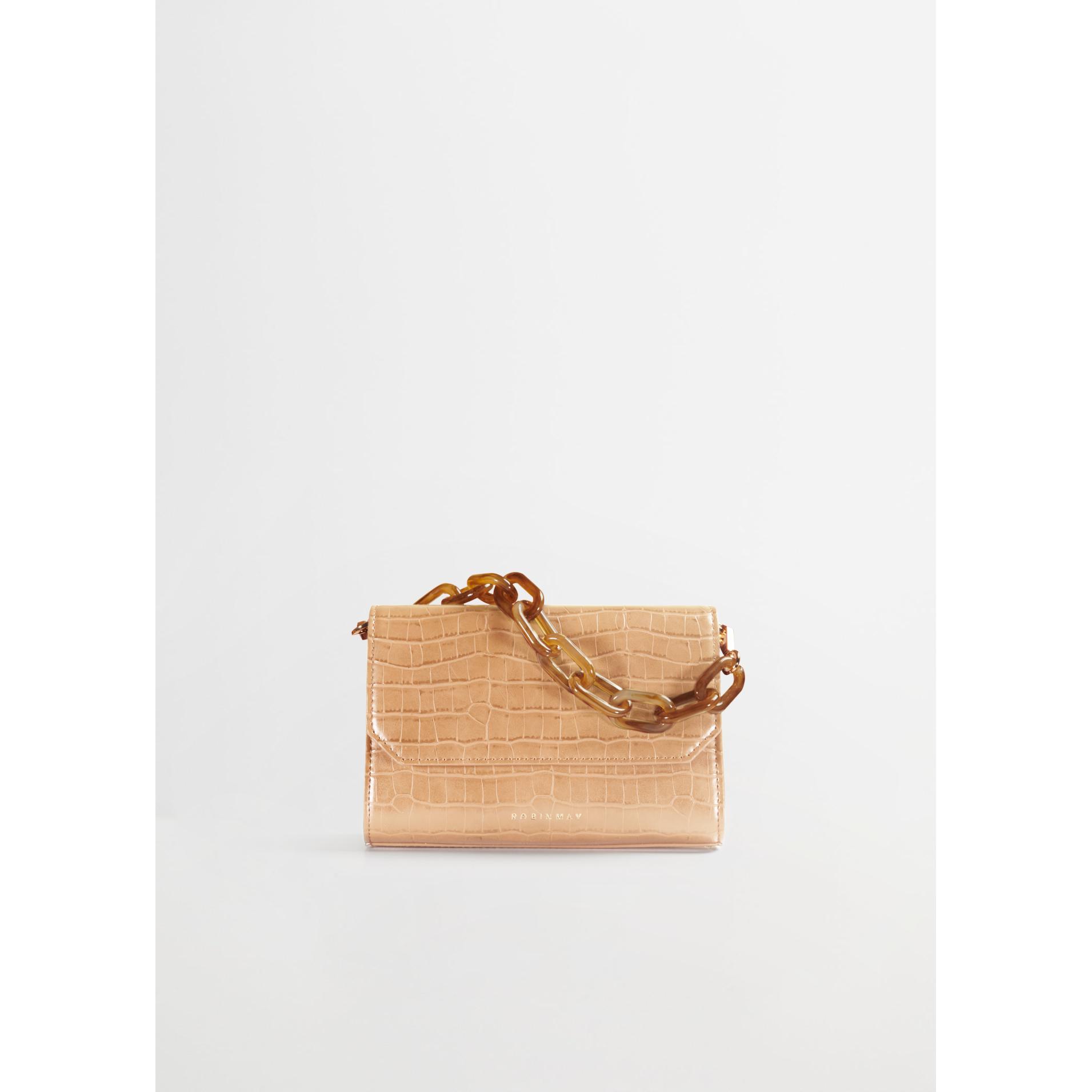羅馬寶盒斜背包
