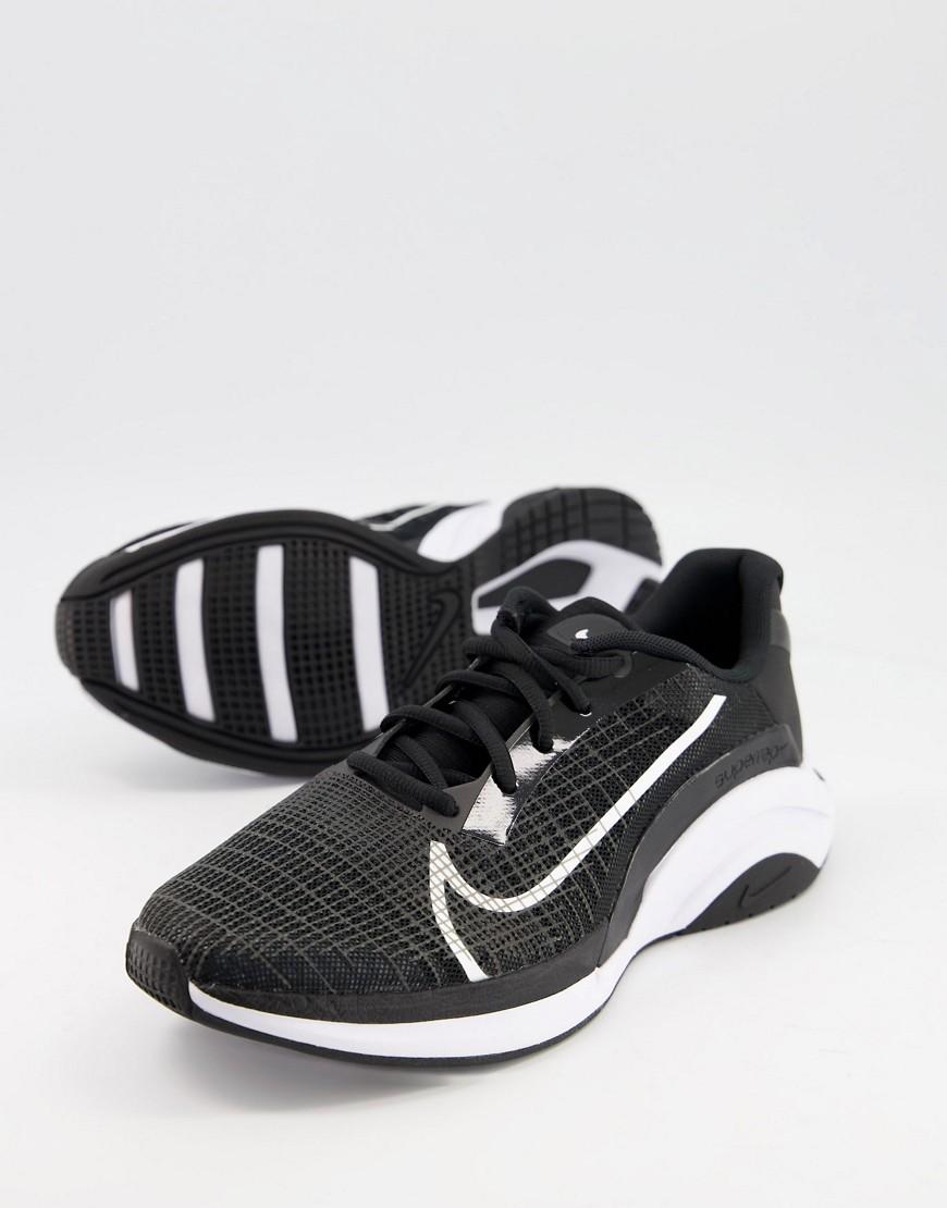 Nike Training SuperRep Surge trainers in black
