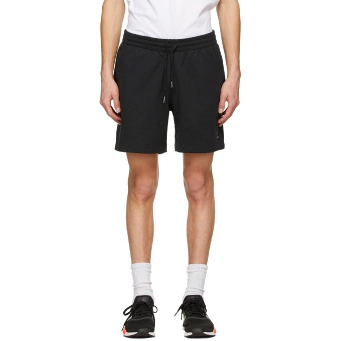 adidas Originals 黑色 Adicolor Premium 短裤
