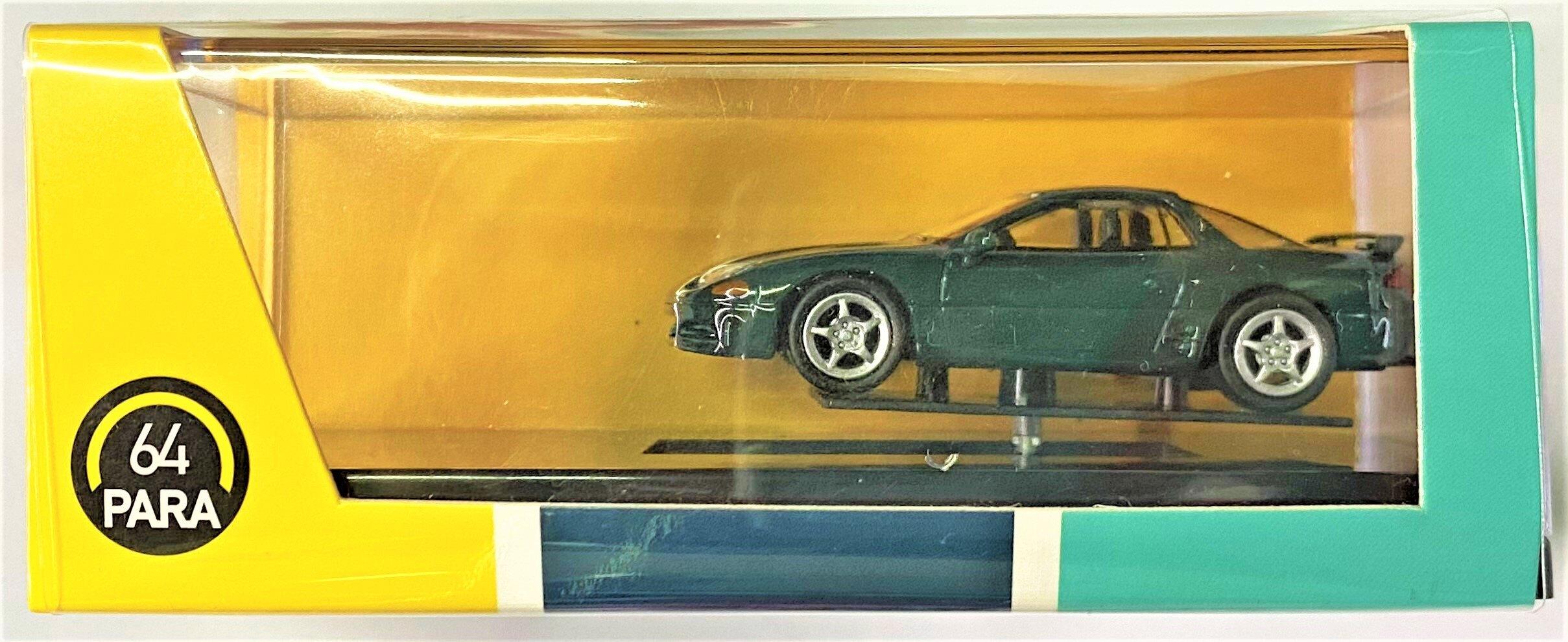 ☆勳寶玩具舖【現貨】PARA64  1/64 三菱 MITSUBISHI  3000GT GTO GREEN