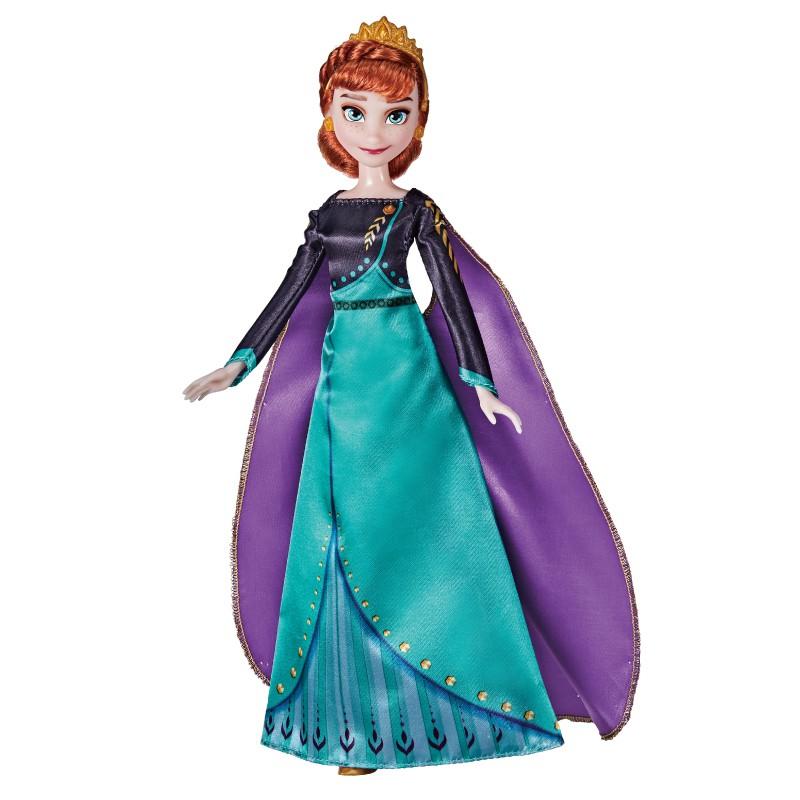 冰雪奇緣2基本人物- 皇后安娜 玩具反斗城