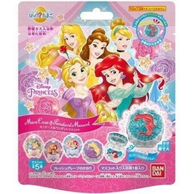 日本 迪士尼 DISNEY 公主系列 入浴球 沐浴球 入浴劑 入浴發泡劑 碳酸入浴料 泡澡劑