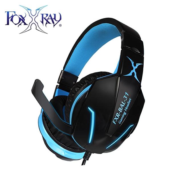 【FOXXRAY 狐鐳】夜視響狐電競耳機麥克風(FXR-BAL-31)