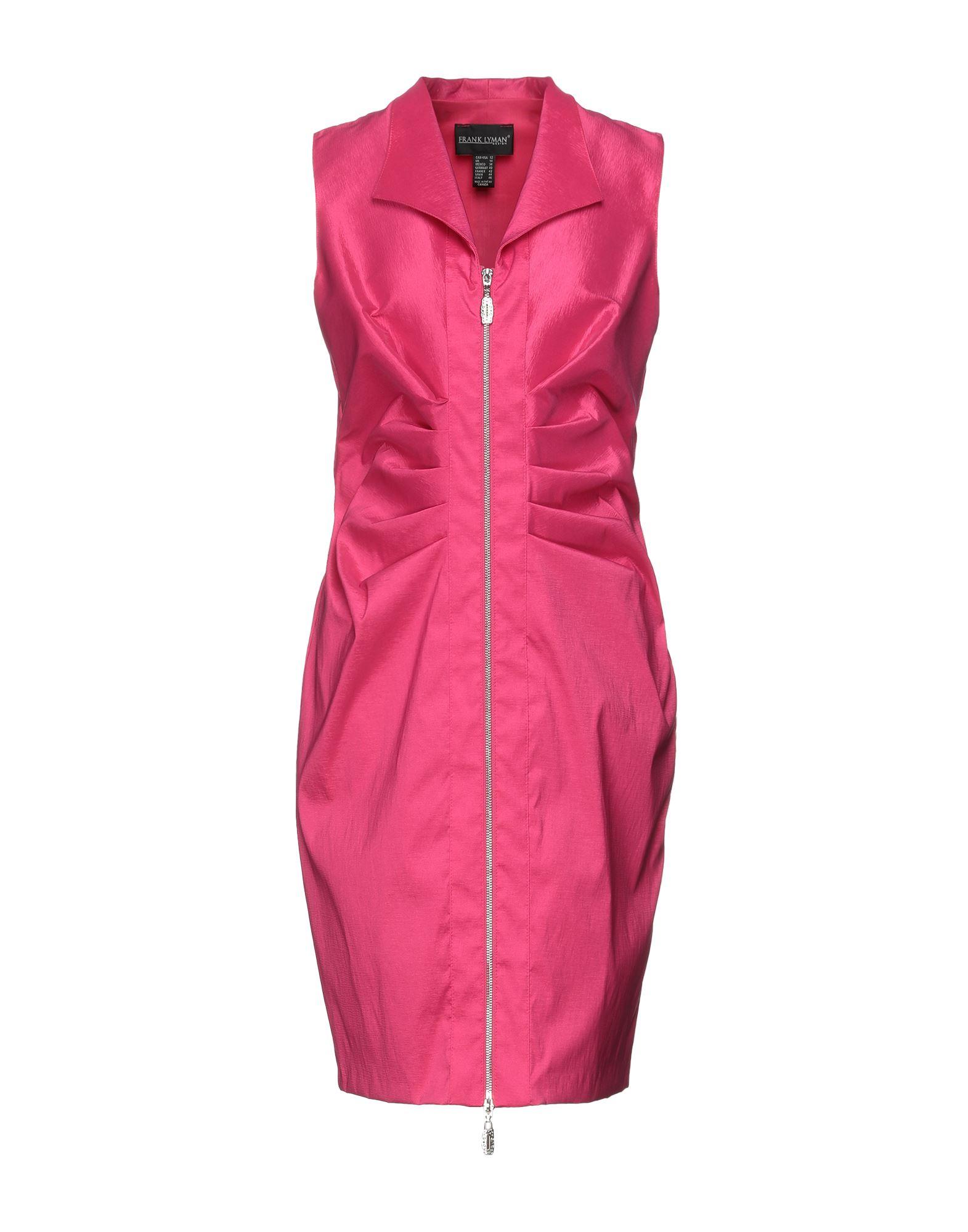 FRANK LYMAN Knee-length dresses - Item 15099552