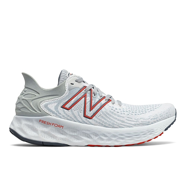 New Balance 1080V11 2E 男鞋 慢跑 緩震 針織 透氣 輕量 白【運動世界】M1080W11