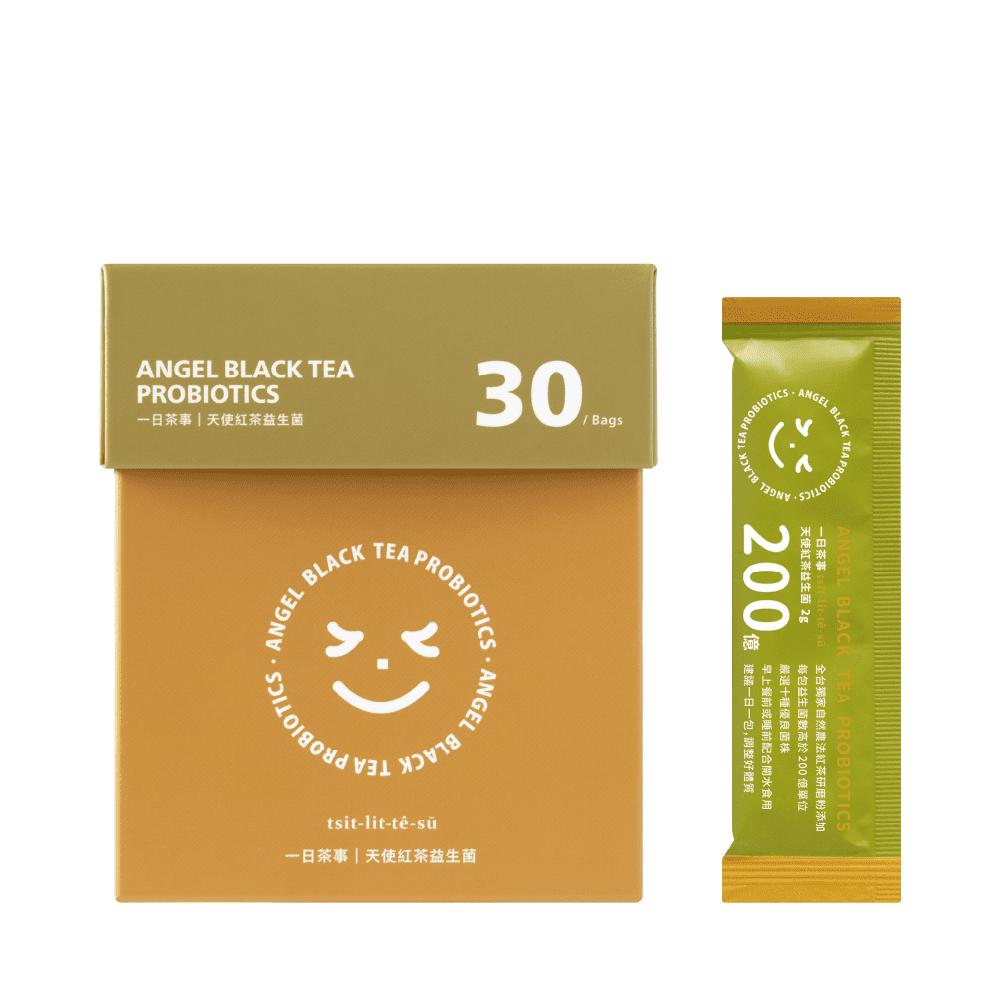 一日茶事|天使紅茶益生菌30包