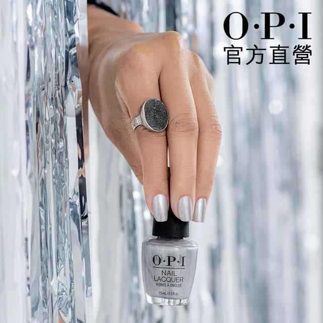OPI 官方直營.一閃一閃亮晶晶指甲油15ml-HRM10.狂歡盛典系列