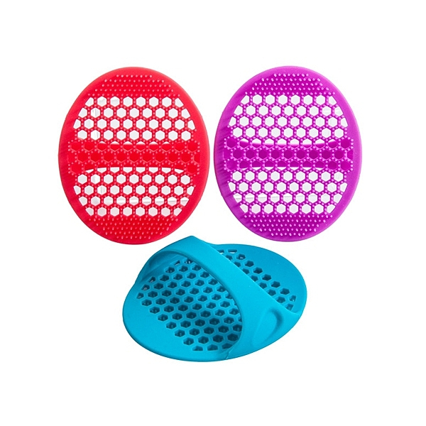 mocodo 專利矽膠起泡洗顏刷/洗臉刷(1入)【小三美日】不挑色