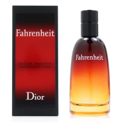 Dior迪奧 華氏溫度男性淡香水50ml