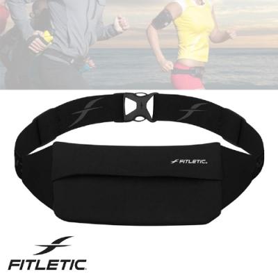 Fitletic Zipless運動腰包NZ01 / 黑色