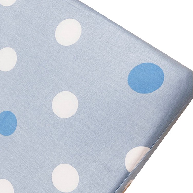 LEVANA 美國棉床包-海洋藍點(M/L)【品牌滿額贈】