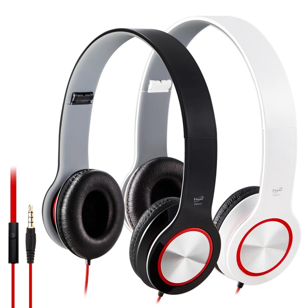 【迎新年↘限時優惠】S13智慧手機接聽鍵摺疊耳機