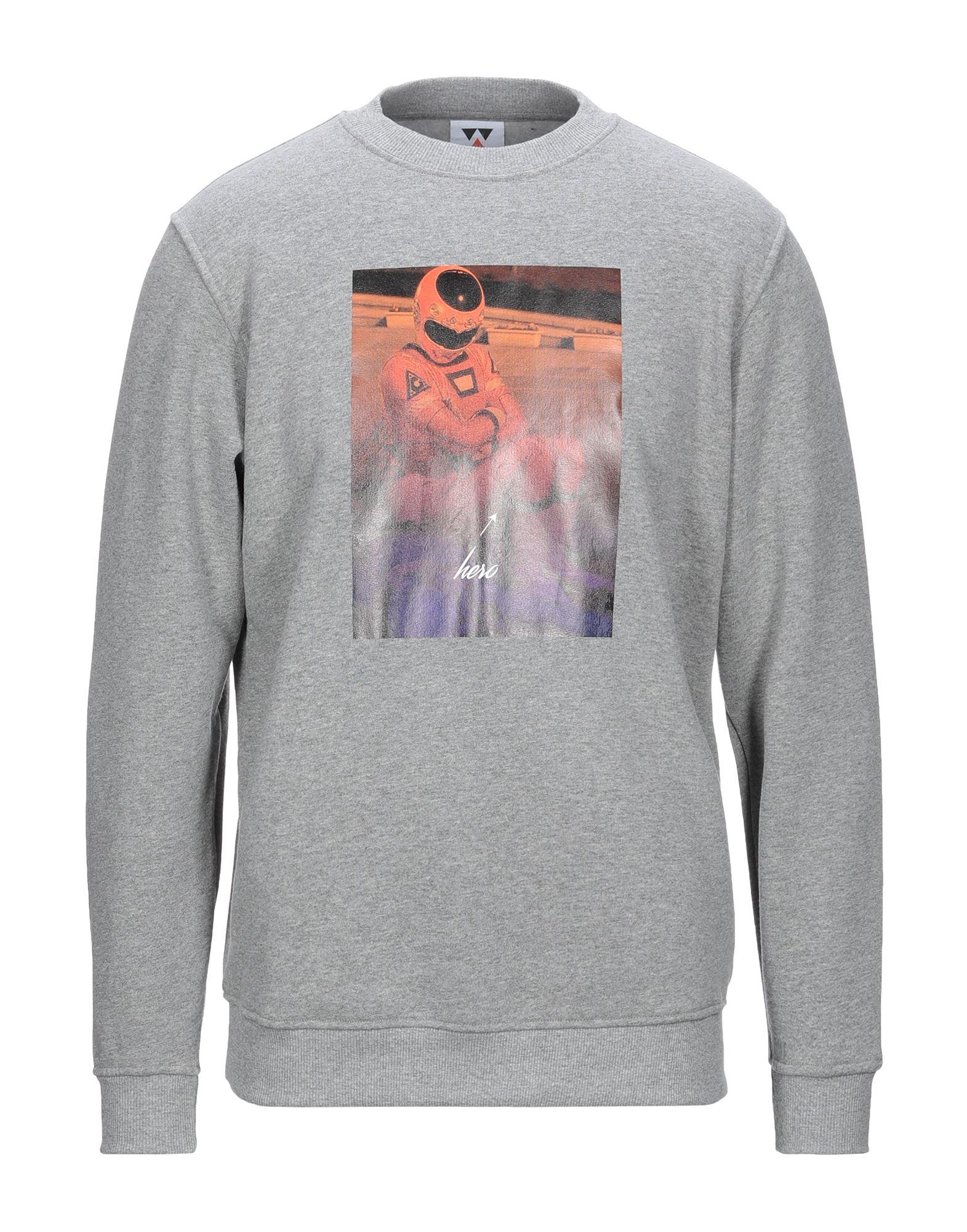 WOC WRITING ON COVER Sweatshirts - Item 12527280