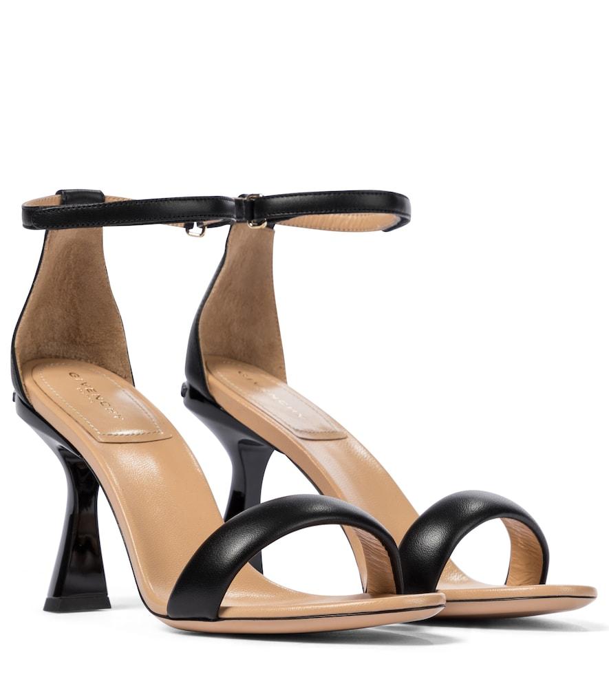 Carène leather sandals