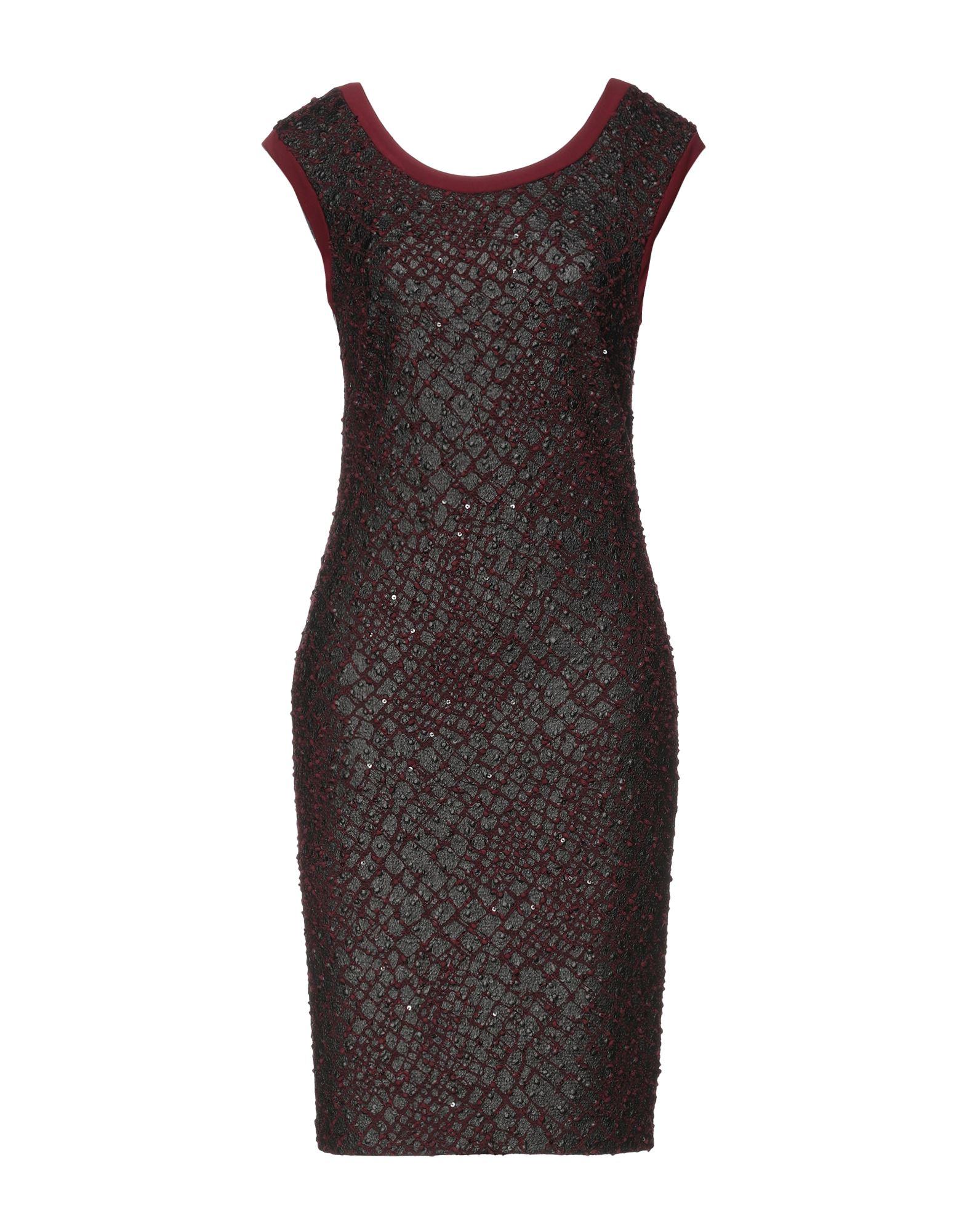 FRANK LYMAN Knee-length dresses - Item 15099906