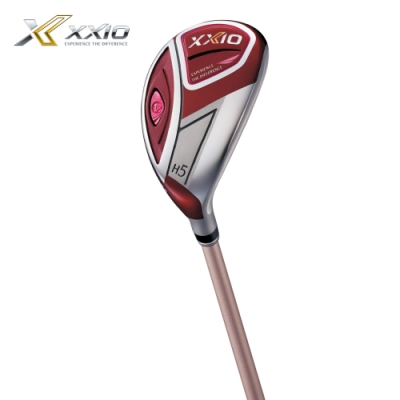 XXIO MP1100 Ladies Hybrid 女用混血木桿 RED