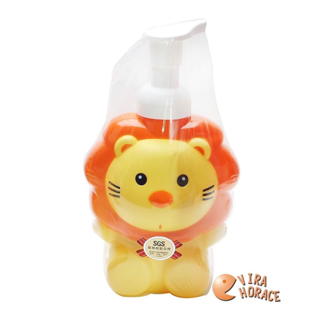 小獅王辛巴 嬰兒泡泡浴露500ml 泡澡免沖洗 洗髮和浴沐二合一S2250 HORACE