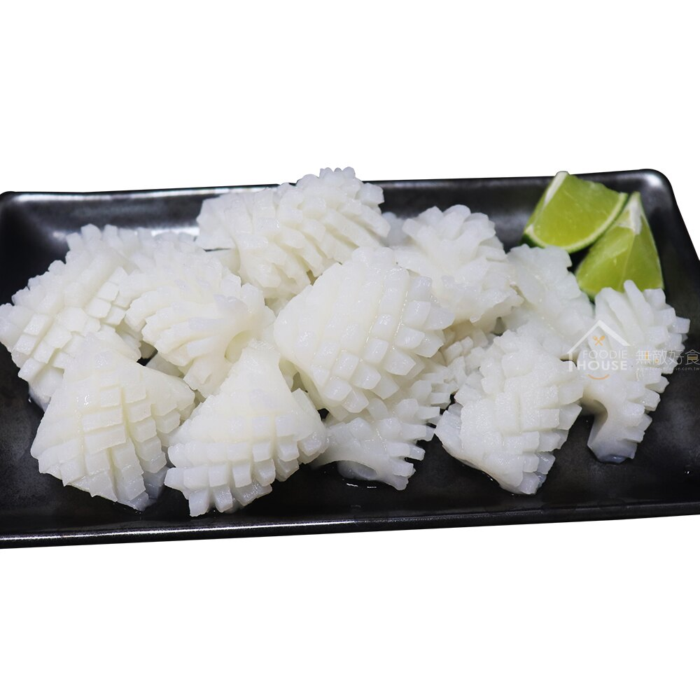 無敵好食|冷凍魷魚刻花|餐廳飯店都愛用的便利食材