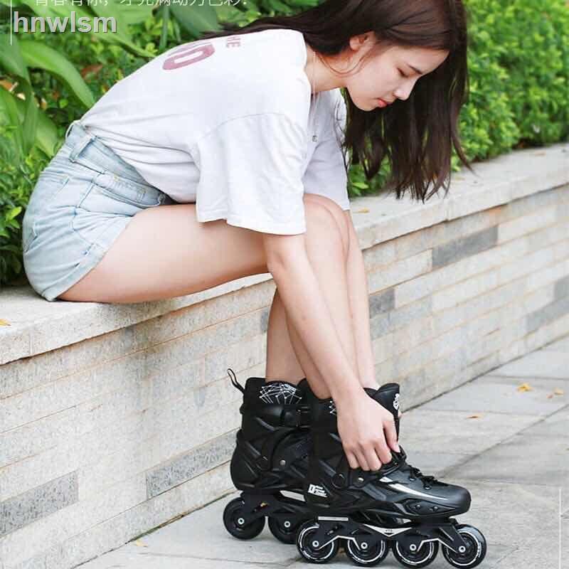 ✸❖✉溜冰鞋成人輪滑鞋兒童滑冰鞋旱冰鞋男女專業滑輪鞋初學者平花鞋