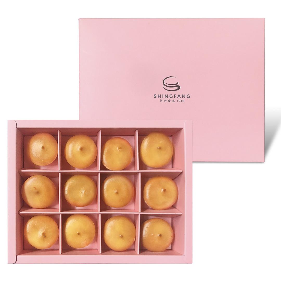 原味乳酪球禮盒1盒(12入)