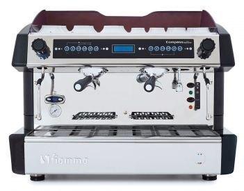Fiamma Compass DUALBOILER II 雙孔半自動咖啡機 營業用咖啡機 (雙鍋爐)【良鎂咖啡精品館】