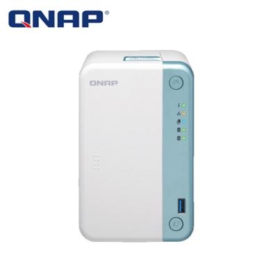 QNAP 威聯通 TS-251D-2G 2Bay NAS 網路儲存伺服器