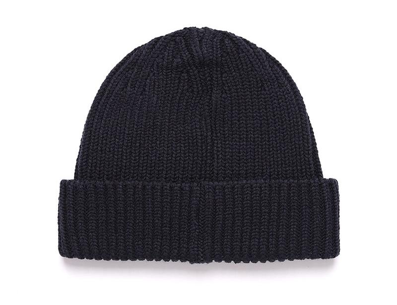 【毒】National Geographic 國家地理 Watch basic beanie 毛線帽 藍色 中性