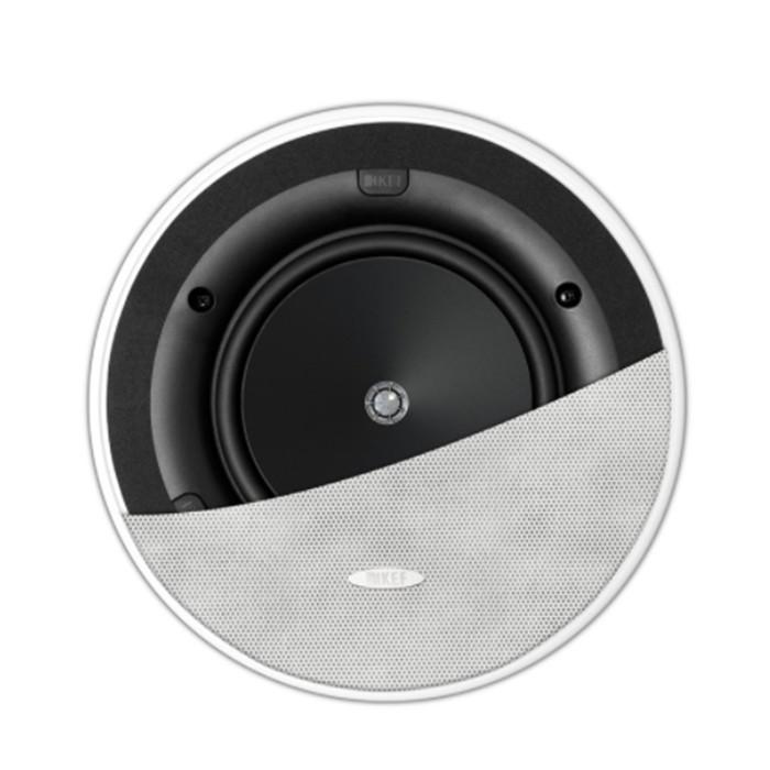 英國 KEF Ci160.2CR 圓型吸頂式喇叭 超薄邊框設計 公司貨享保固《名展影音》