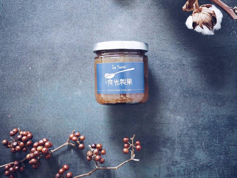 蘋果肉桂葡萄乾果醬250g