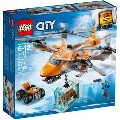 LEGO 樂高 CITY 城市系列 Arctic Air Transport 極地空中運輸機 60193