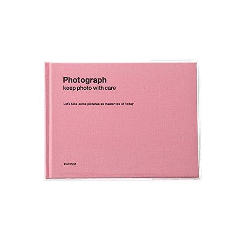 DELFONICS PD Photo Album/ Basic/ S/ Light Pink eslite誠品