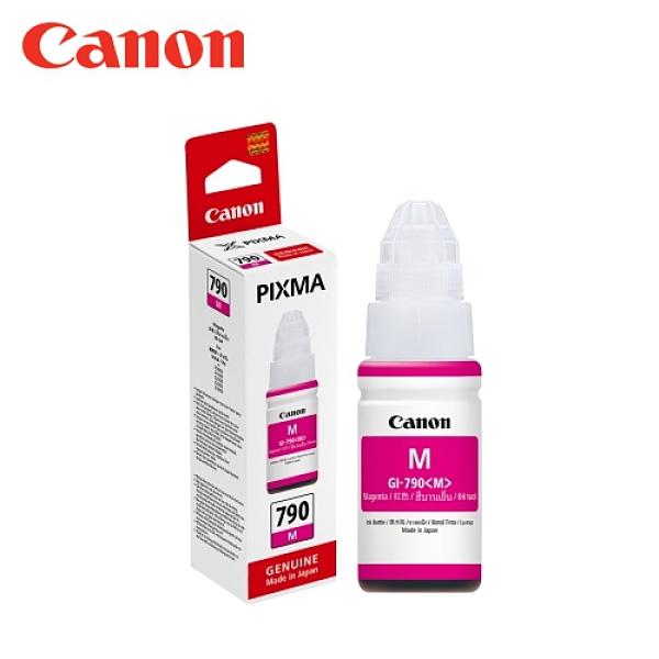 CANON GI-790 M 紅色墨水
