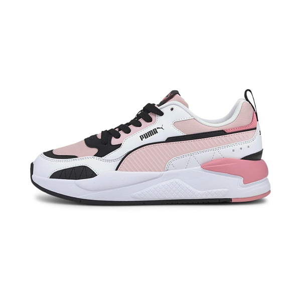 PUMA X-RAY 2 SQUARE PACK 女款粉黑白三色運動休閒鞋-NO.37412104