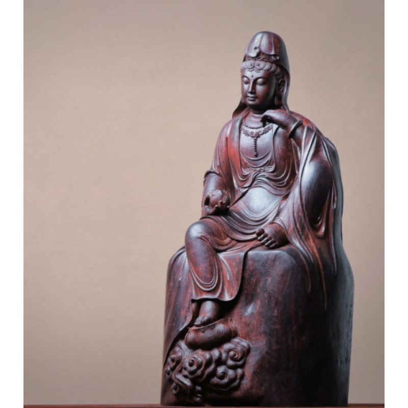 小葉紫檀老山檀香沉香木雕擺件佛像神像定做佛堂供奉千手觀音釋迦摩尼如來佛祖訂製寺廟佛像客製