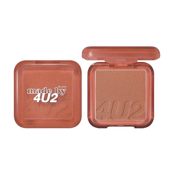 4U2復古小甜磚腮紅(亮面)S78