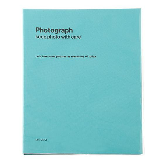 DELFONICS PD Photo Album/ Basic/ L/ Light Blue eslite誠品