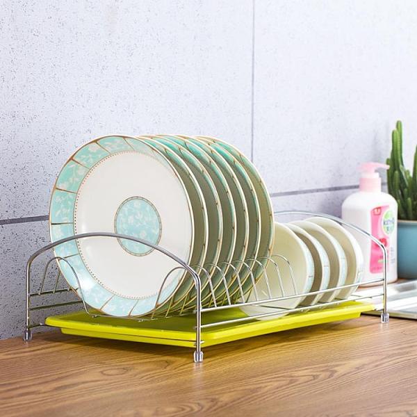 碗筷架 廚房瀝水碗碟架碗架單層碗柜放碗架子簡易櫥柜多功能置物架收納架【快速出貨八折搶購】
